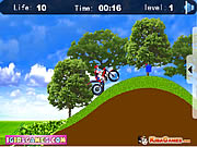 Click to Play Stunt Motorbike