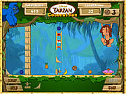 Click to Play Tarzan - Coconut Run