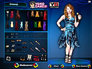 Click to Play Taylor Swift Concert Dress Up