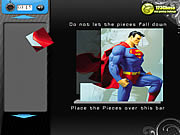 Click to Play Tile Builder - Superman