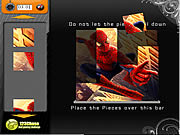 Click to Play Tiles Builder - The Spiderman