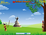 Click to Play Tribal Shooter