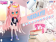 Click to Play Tuesday Dress Up