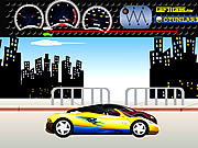 Click to Play Tune and Race: Comvertible Supercar