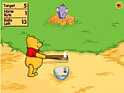 Click to Play Winnie The Pooh's Home Run Derby
