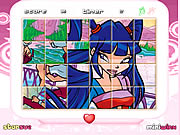 Click to Play Winx Club Rotate Puzzle