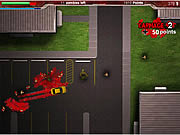 Click to Play Zombie Ramming