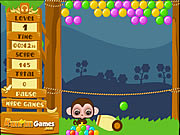 Click to Play Rainbow Bubble Gum