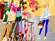 Click to Play About Color Tops Dress Up