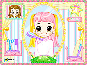 Click to Play Alice Hair Dresser