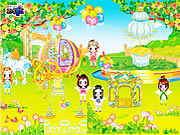 Click to Play Angel Garden Decor