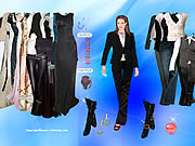 Click to Play Angelina Jolie Dress up