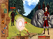 Click to Play Avatar: The Last Air Bender Bending Battle
