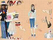 Click to Play Bags and Sneakers Dress Up