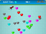 Click to Play Balloon Burst