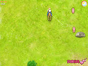 Click to Play Barbie's Round Up