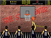 Click to Play Basketball Shooting Game