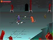 Click to Play Batman and Superman Adventures - World Finest &quot;Gauntlet of Doom