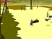 "Click to Play Batman and Superman Adventures - World Finest ""Gauntlet of Doom"