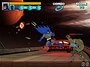 Click to Play Batman The Brave and the Bold: Dynamic Double Team