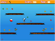 Click to Play Beach Ball Control