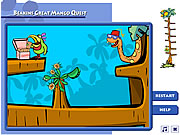 Click to Play Beakins' Mango Quest