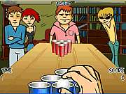 Click to Play Frat Boy Beer Pong
