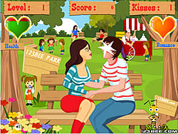 Click to Play Blocking &amp; Kissing
