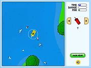 Click to Play Blow Fishing