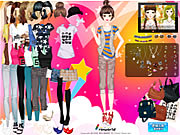 Click to Play Bold Berry Lips Dressup