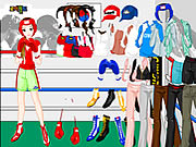 Click to Play Boxing Dress Up