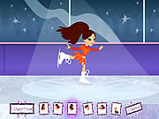 Click to Play Bratz Ice Champions