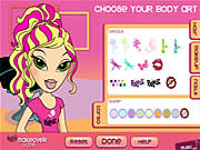 Click to Play Bratz Makeover Game