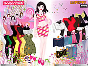 Click to Play Brenda Skirt Girl Dressup