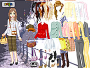 Click to Play British Countrylife Dress Up