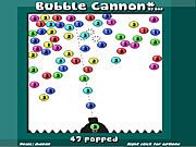 Click to Play Bubble Cannon