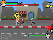 Click to Play Bully Basher