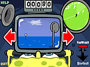 Click to Play Sponge Bob SquarePants Bumper Subs