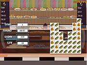 Click to Play Burger Blast