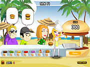 Click to Play Burger Run