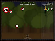 Click to Play The Bow Game