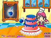 Click to Play Delicious Cake Shop