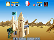 Click to Play Castle Cannon