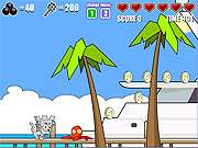 Click to Play Castle Cat 2 - The Miami Invasion