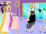 Click to Play Chic Gown Dress Up