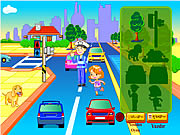 Click to Play City Decoration