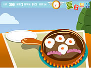 Click to Play Breakfast Cooking