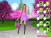 Click to Play Cool Spring Dressup
