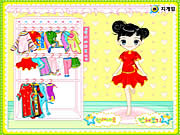 Click to Play Cute Little Dresses