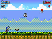 Click to Play Sonic Assault